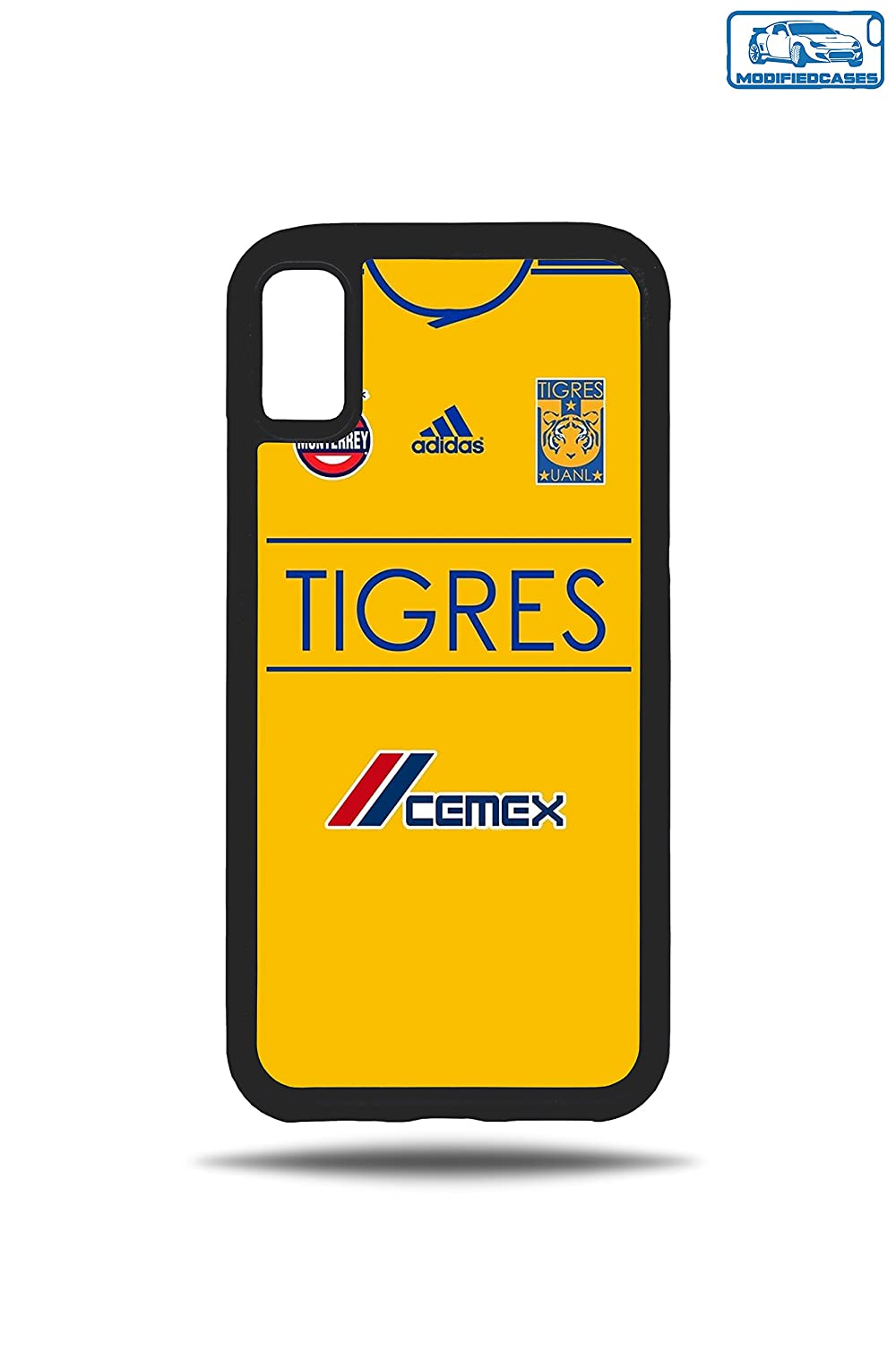 Amazon.com: Fútbol equipos funda Bumper iphone X: Cell ...