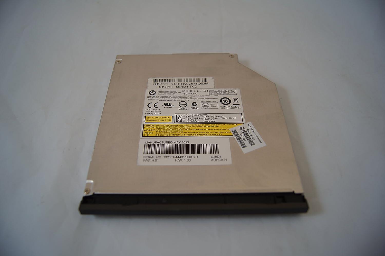 HP 8560w 8570w 8760w 8770w HP P/N: 657534-TC2 UJ8D1