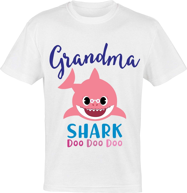 Baby Shark T-Shirt - Grandma