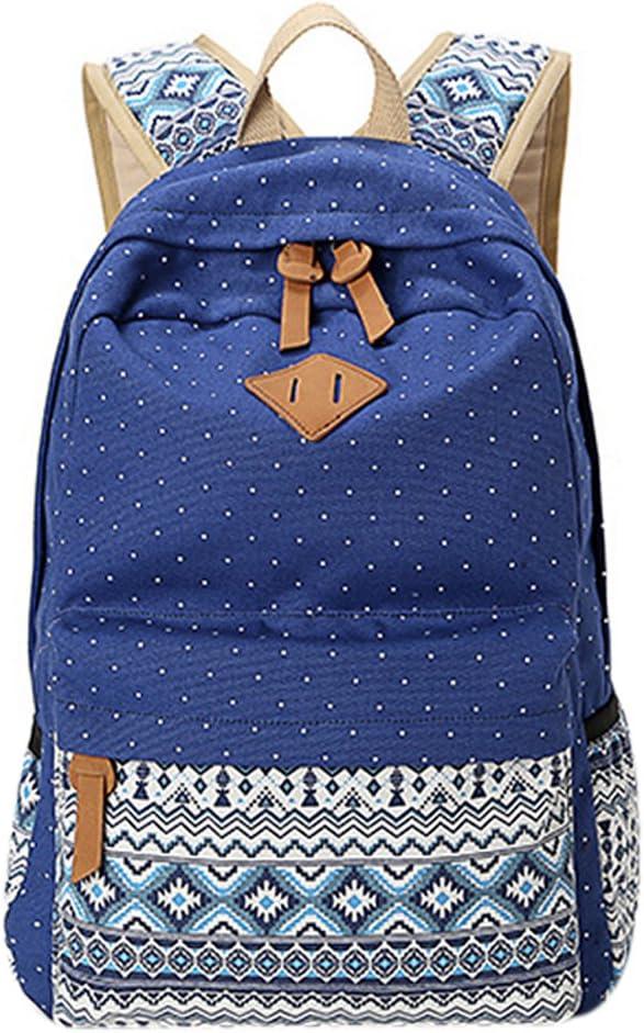 Moin Impresión Nacional viento mochila viajes de ocio mochilas de lona de escueslas para estudiantes