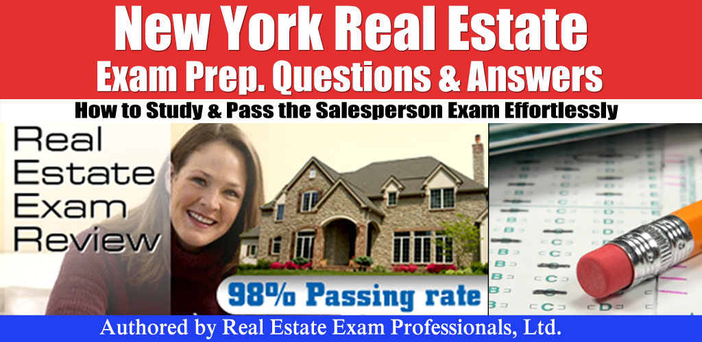 New York State Real Estate Salesperson Exam Practice Quiz