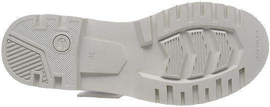 Core Strap Con Caviglia G FlatSandali Cinturino Raw Alla Star UqSVpMGz