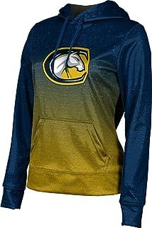 ProSphere University at Albany Girls Pullover Hoodie Geo School Spirit Sweatshirt