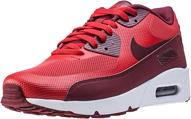 uomo nike air max 90 ultra essential red