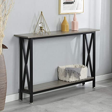Strange Soges Console Table Sofa Table Entry Way Table With Shelves Side Table For Living Room Hallway Office Dx 125 Sw Andrewgaddart Wooden Chair Designs For Living Room Andrewgaddartcom