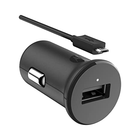 Motorola TurboPower 15 Rapid Charge Car Charger Car Chargers at amazon