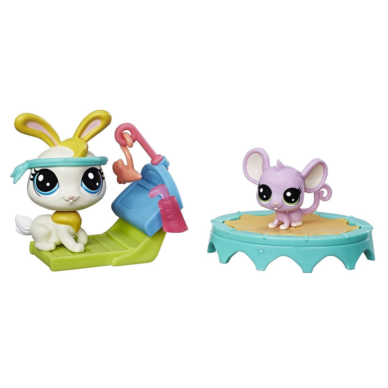 Littlest Pet Shop Gym Buddies Hasbro C2100