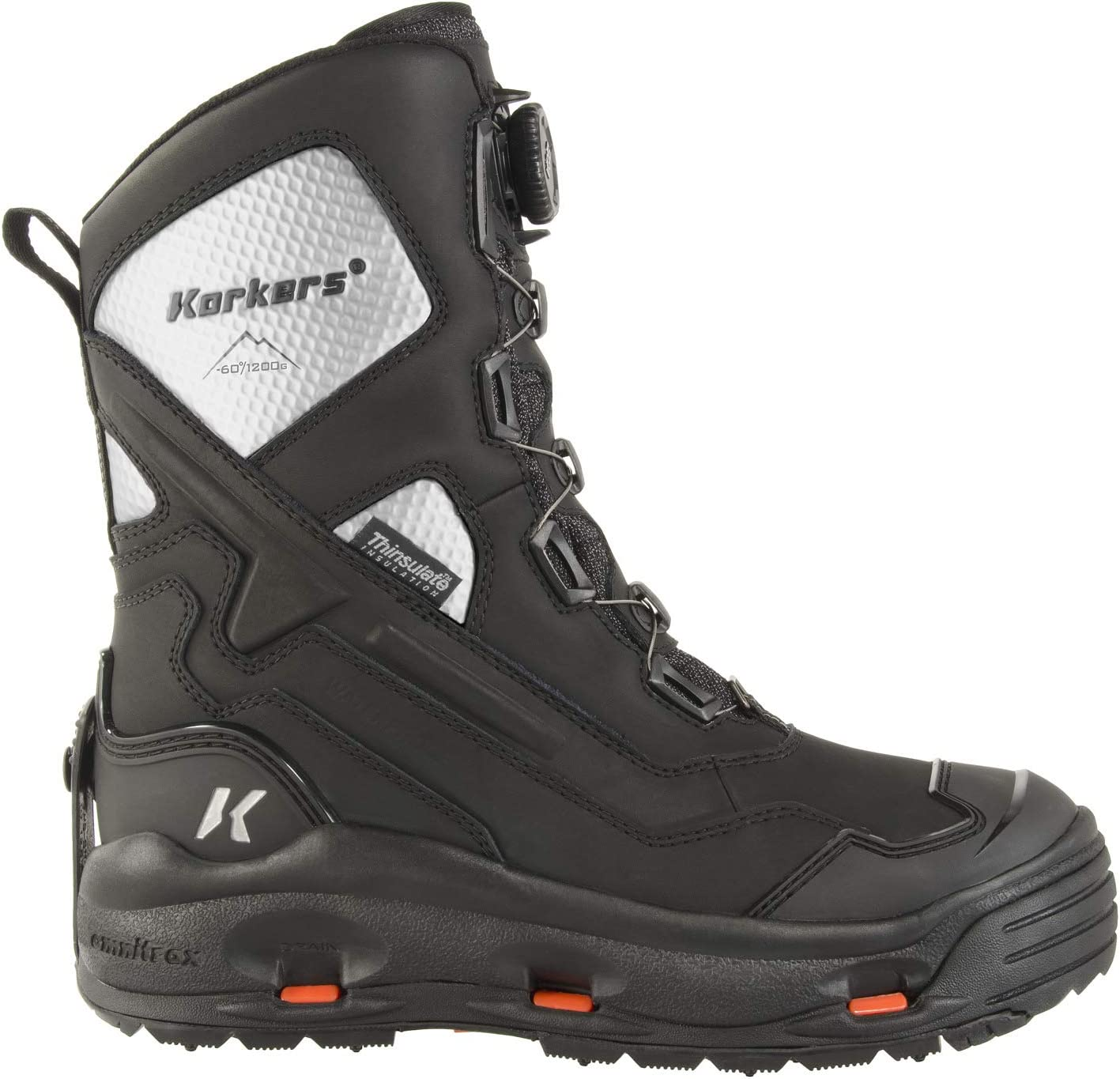 best boot for ice