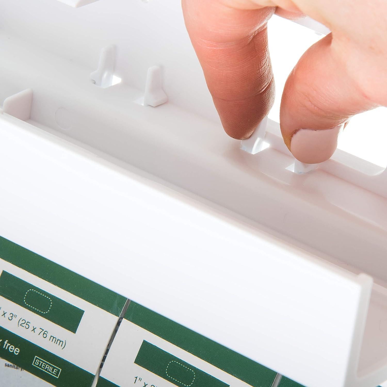Amazon.com: San Jamar MKBD100 Mani-Kare Bandage Dispenser, Blue: Industrial & Scientific