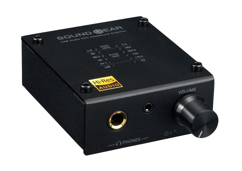 プリンストン DSD対応DAC内蔵ヘッドホンアンプ DSD(2.8/5.6MHz 1bit) PCM( 384KHz/32bit)  PAV-HADSD   B01HHJJNZE