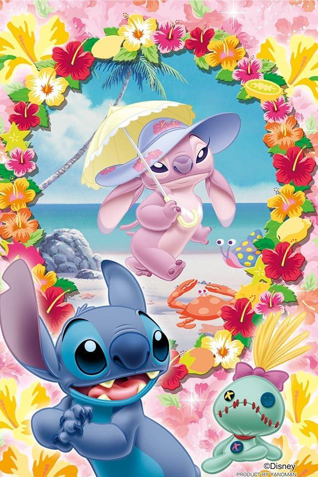 ディズニー スティッチ iPhone(640×960)壁紙 画像62757 スマポ