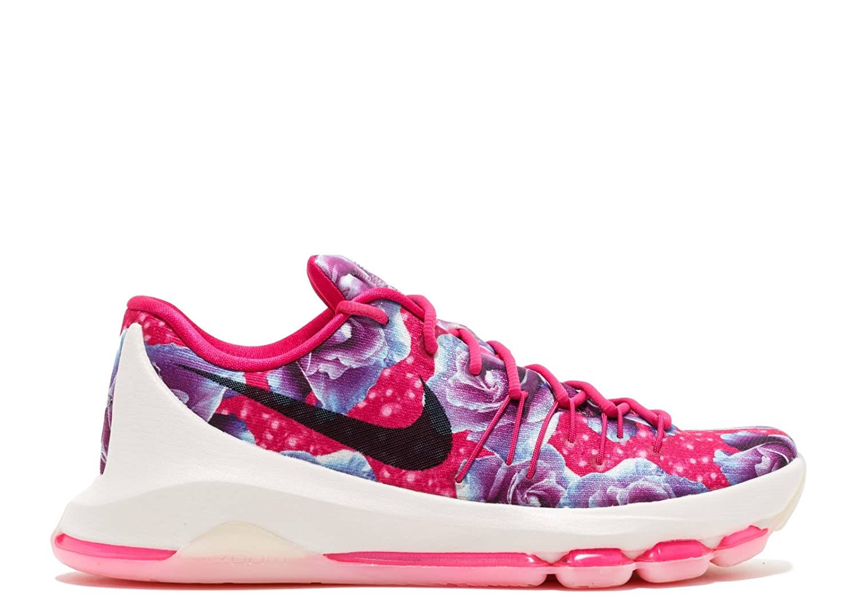 Nike KD 8 Premium Premium Premium GS 'Aunt Pearl' - 837786-603 cfdca4
