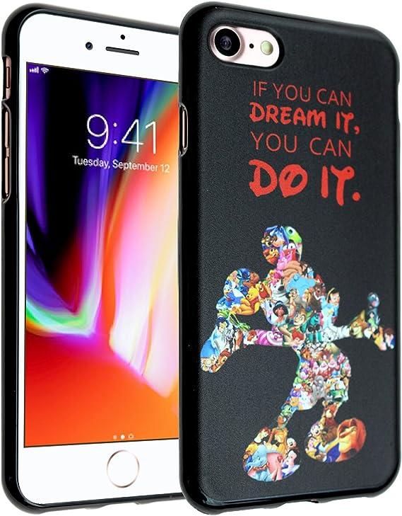 iPhone7 Disney triple hybrid case