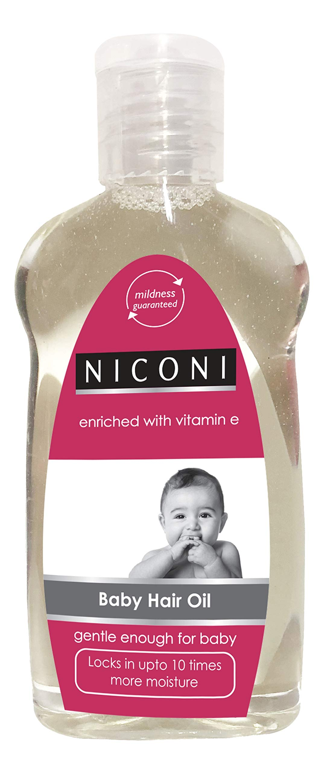 Niconi Conditioning Hair Oil For Babies Enriched With Vitamine E (100ml) by Niconi