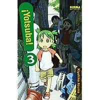 ¡YOTSUBA! 03 (CÓMIC MANGA)