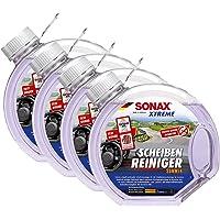 SONAX 4X 02724000 Xtreme ruitenreiniger zomer gebruiksklaar 3L