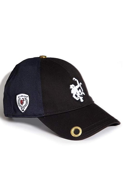 e47f30ac279 Red monkey flex logo limited edition unisex fashion trucker black cap hat  at amazon mens clothing