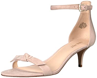 united states special section quite nice Nine West Women's Lemonade Suede Heeled Sandal
