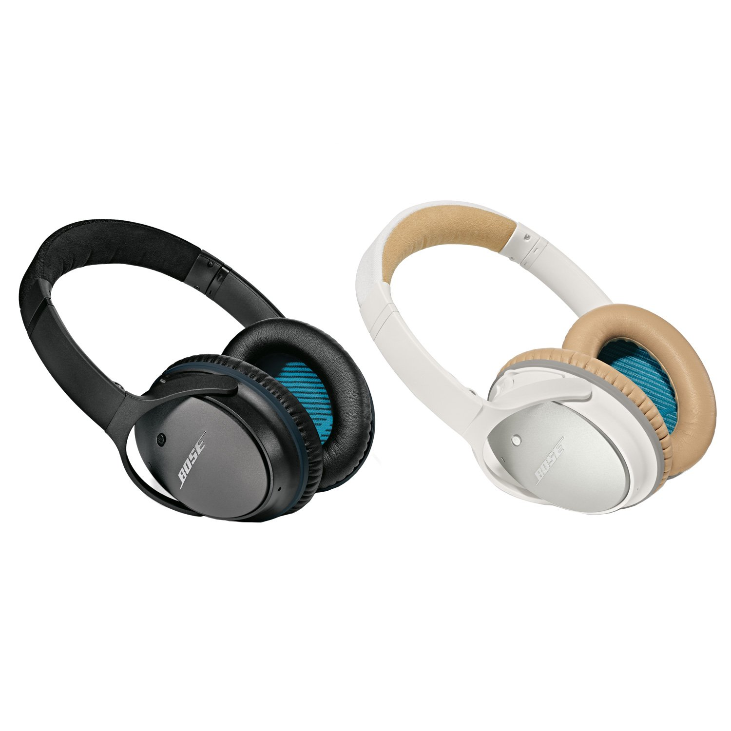 Bose QuietComfort 25 Acoustic Noise Cancelling Headphones for Apple devices - Black (wired, 3.5mm) by Bose (Image #3)