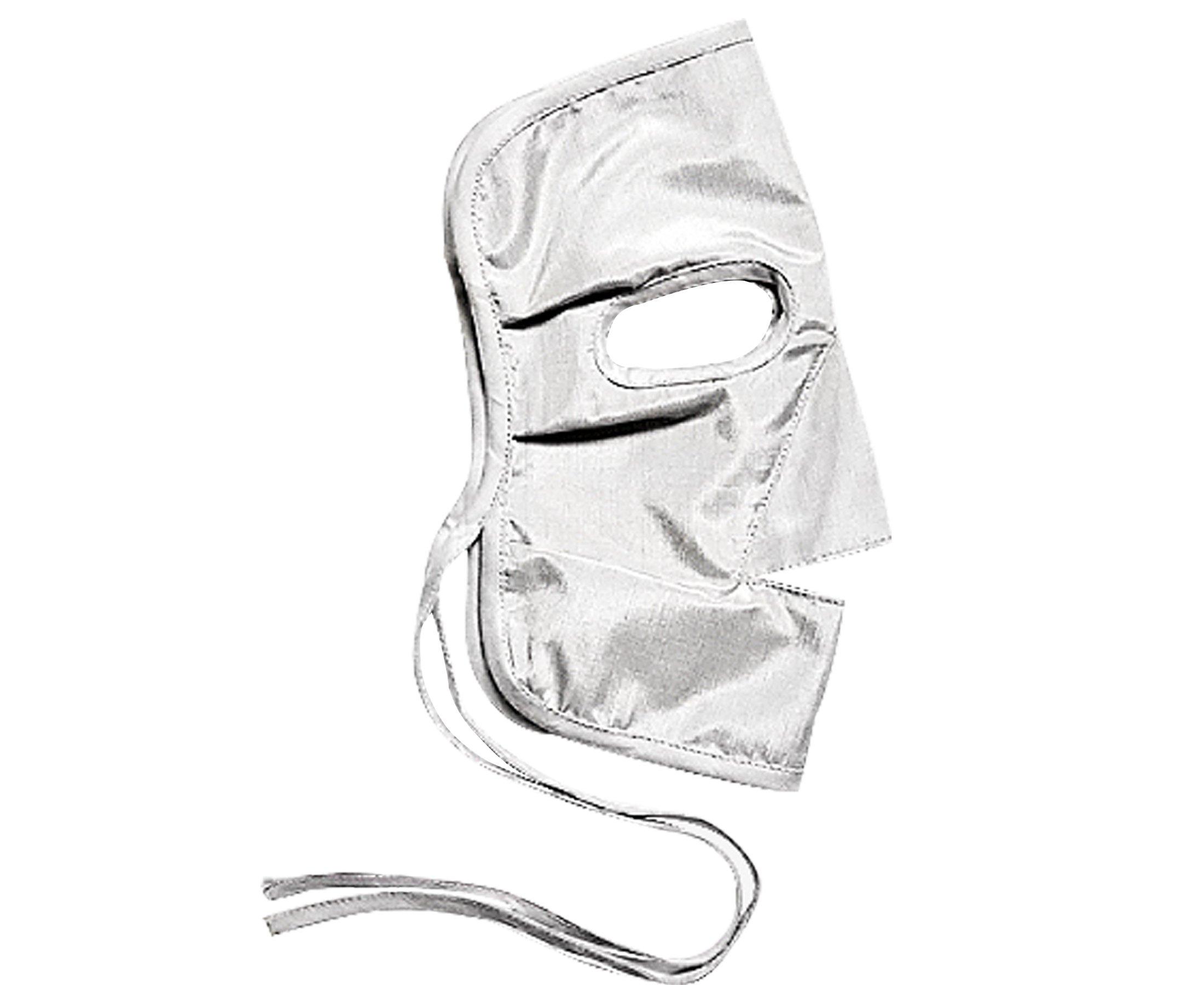 LVFEIER Anti-radiation mask breathable skin care Internet protection computer radiation masks men and women silver fiber sunscreen Masks by LVFEIER (Image #1)