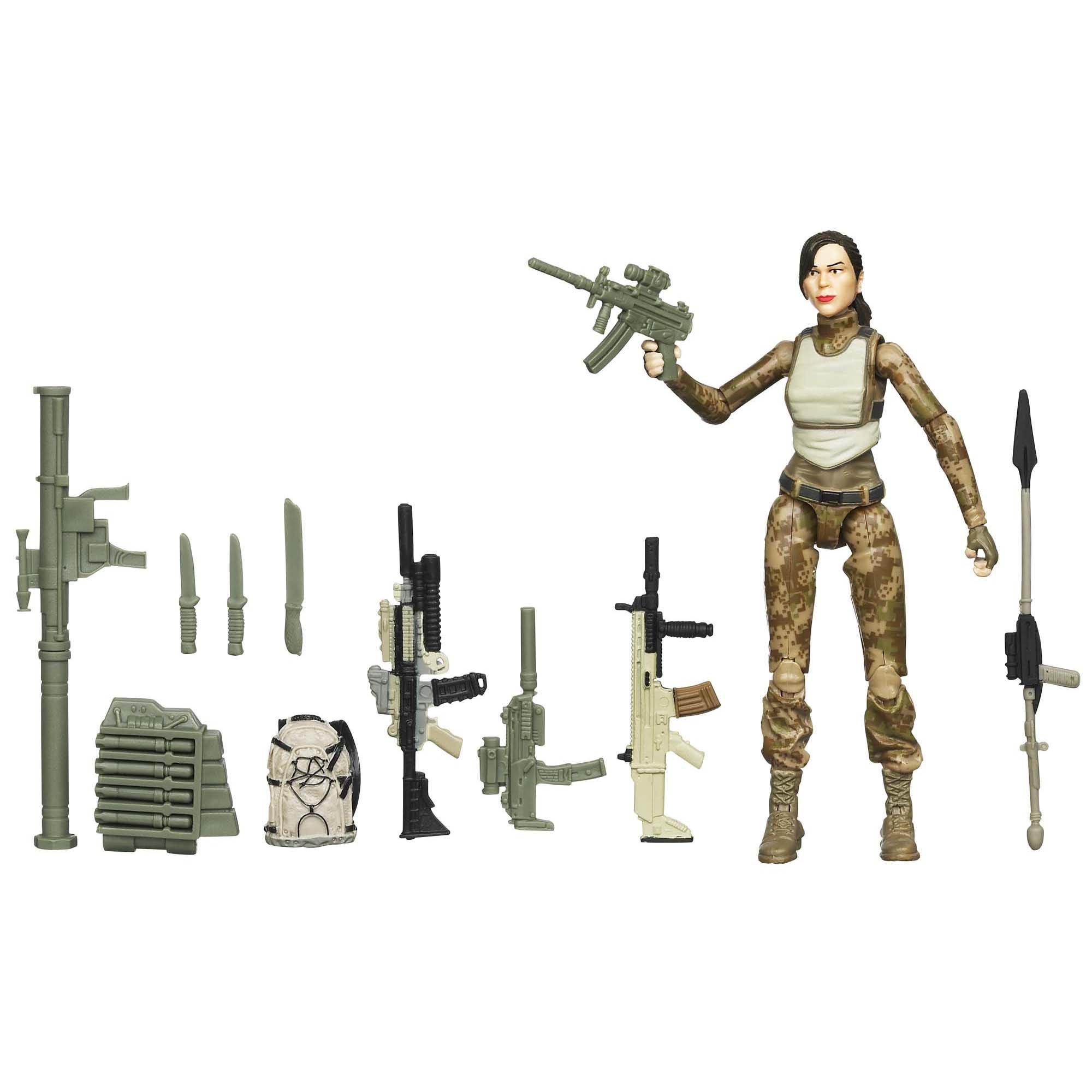 G.I. Joe Retaliation Lady Jaye Figure