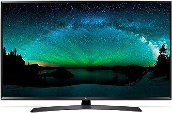 LG 55UJ634V TELEVISOR 55 IPS LED UHD 4K HDR SMART TV WEBOS 3.5 WIFI BLUETOOTH HDMI USB GRABADOR Y REPRODUCTOR MULTIMEDIA: Amazon.es: Electrónica