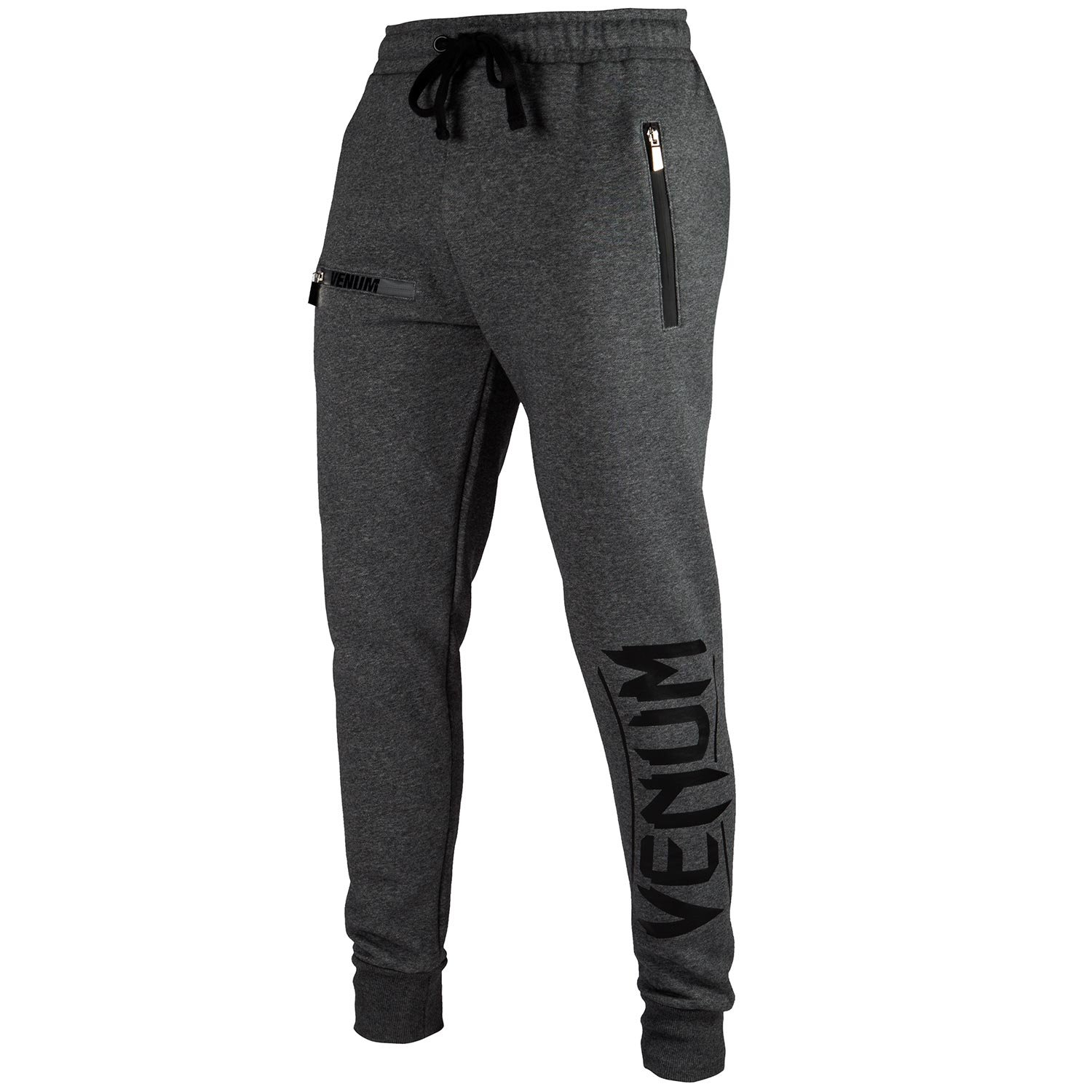 Venum Contender 2.0 Jogging Pants - Grey/Black - Medium by Venum (Image #1)