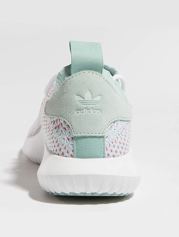 adidas Originals Tubular Shadow Primeknit Zapatillas/Zapatos para Hombre Blanco