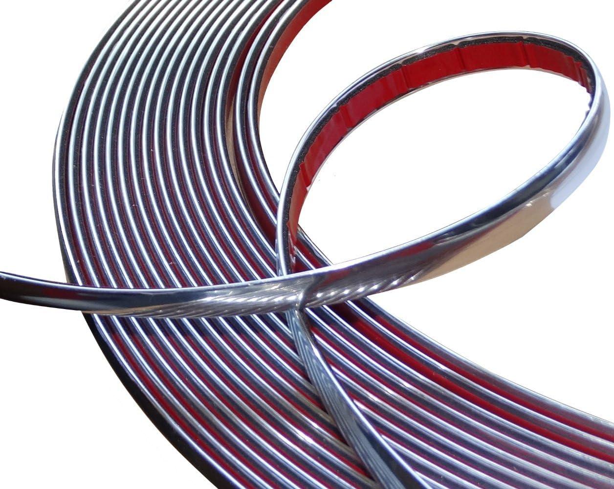 Aerzetix 10mm 4 5m Klebebandstreifen Elektronik