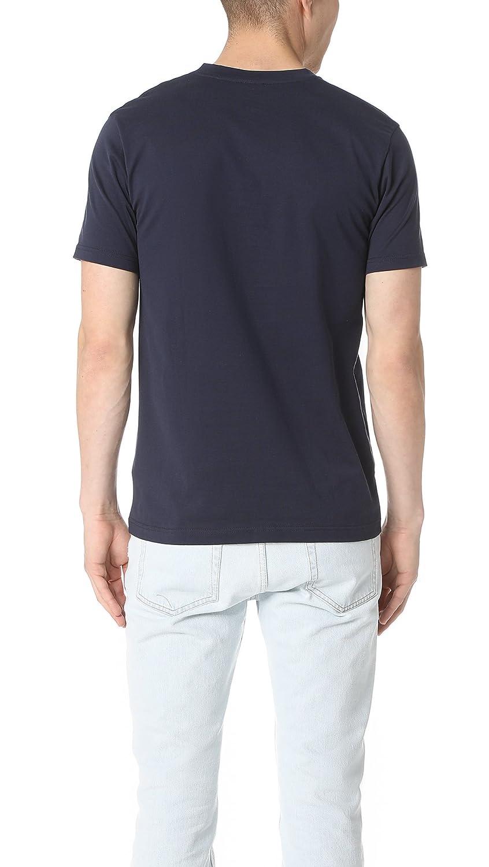 Sunspel - Camiseta - Hombre Azul Azul Marino S: Amazon.es: Ropa y ...