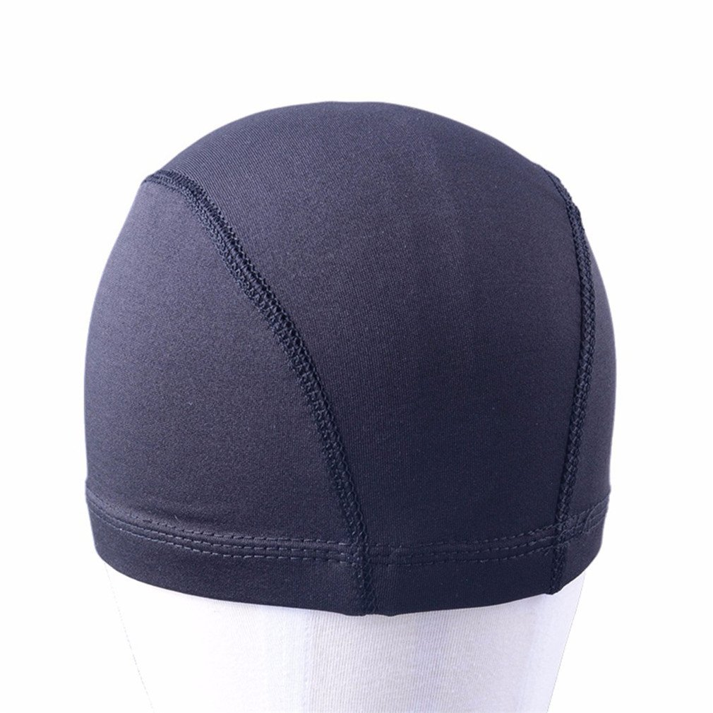 6Pcs Glueless Hair Net Wig Liner Cheap Wig Caps For Making Wigs Spandex Net Elastic Dome Wig Cap by HGNBH (Image #6)