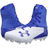 blue under armor cleats