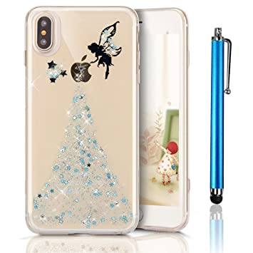coque iphone x sable mouvant