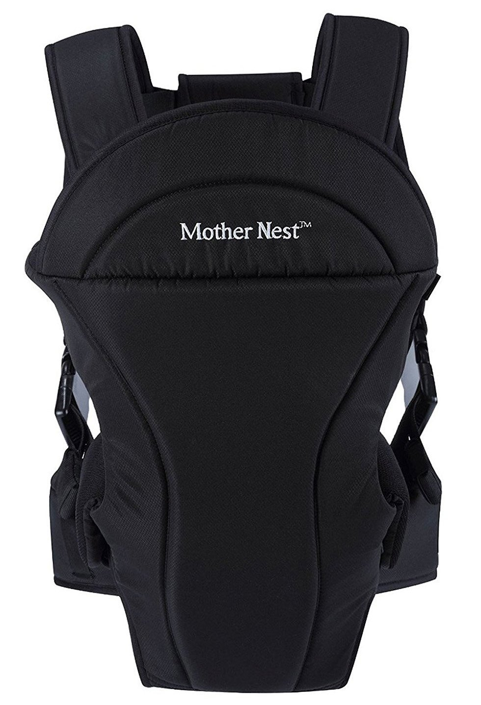 Mother Nest Baby Carrier 3 Carrying Positions for Infants and Toddlers 3.6-15kg(8-33lbs) -Soft Cool Air Mesh-Best