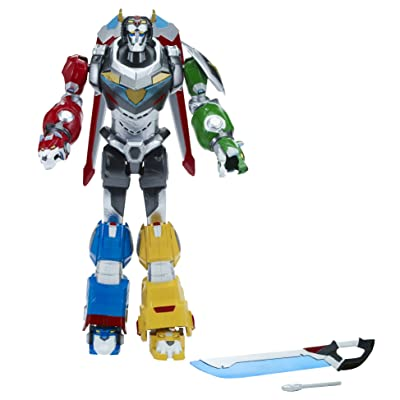 "Voltron Ultimate 14"" Electronic Figure: Playmates: Toys & Games"