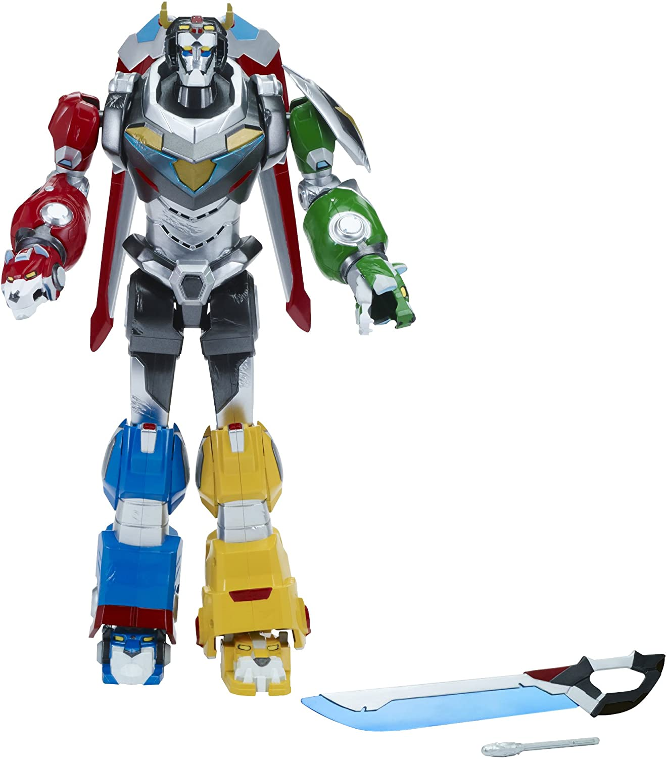 "Voltron Figure 17/"" Tall"