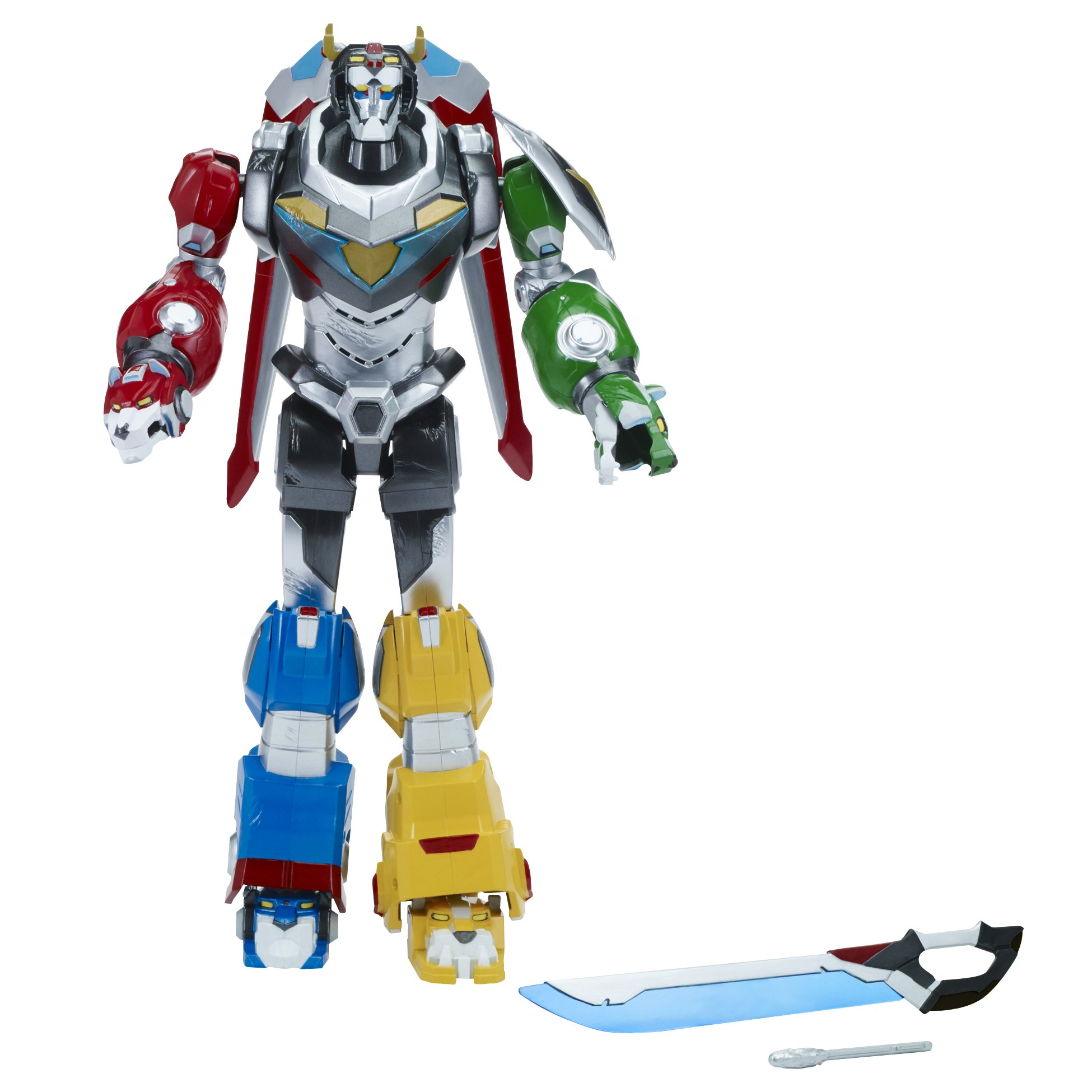 Voltron Ultimate 14'' Electronic Figure