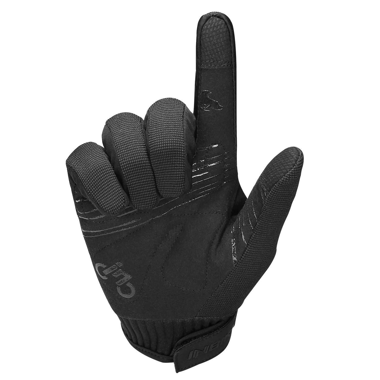 INBIKE MTB BMX ATV Mountain Bike Bicycle Cycling Gloves Men White