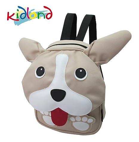 Mochilas en forma de animales (perrito - Puppy), el Kidland compañía original para