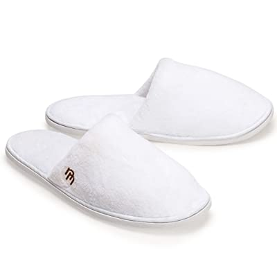 Nicely Neat 6pk Closed Toe Coral Fleece Slipper | Slippers
