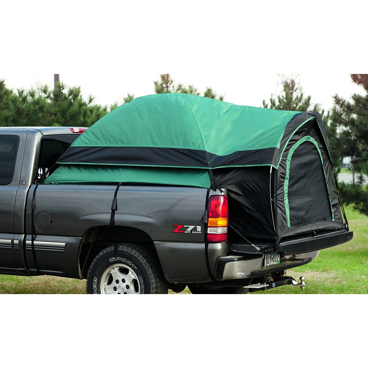 Amazon.com  Guide Gear Compact Truck Tent  Family Tents  Sports u0026 Outdoors  sc 1 st  Amazon.com & Amazon.com : Guide Gear Compact Truck Tent : Family Tents : Sports ...
