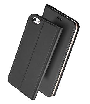 d28adbe774 iPhone SE ケース iPhone5s ケース iPhone5ケース 手帳型 薄型 軽量 耐衝撃 耐摩擦 高級