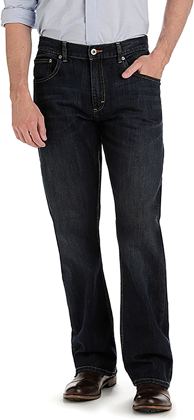 lee modern series relaxed fit bootcut