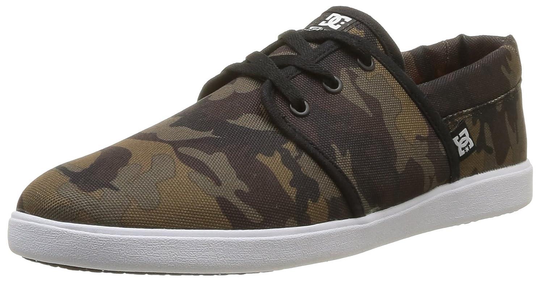 DC Men's Haven SP Lace-Up Fashion Sneaker 9.5 D(M) US|Camo Black