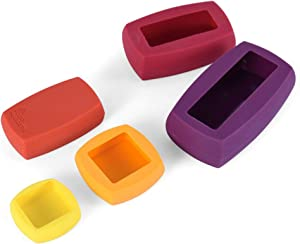 Food Huggers Butter and Cheese Huggers Set of 5, 1 EA