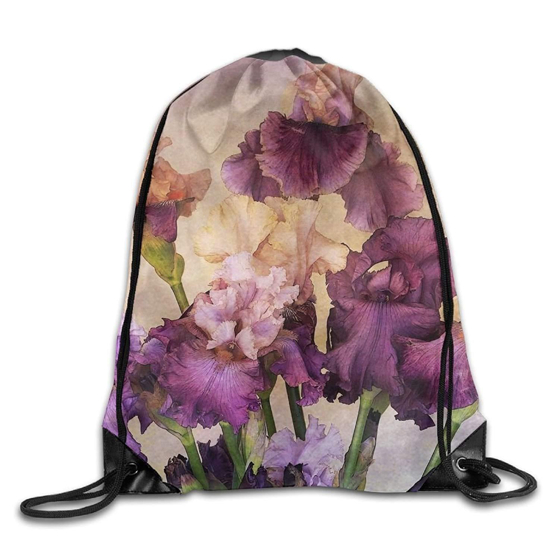 Amazon.com: CHJOO - Mochila de viaje, diseño de flores con ...