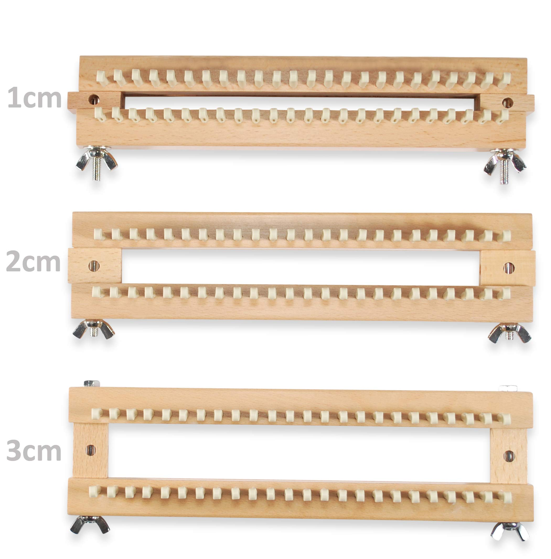 Authentic Knitting Board Loom, 10-Inch by Authentic Knitting Board (Image #2)