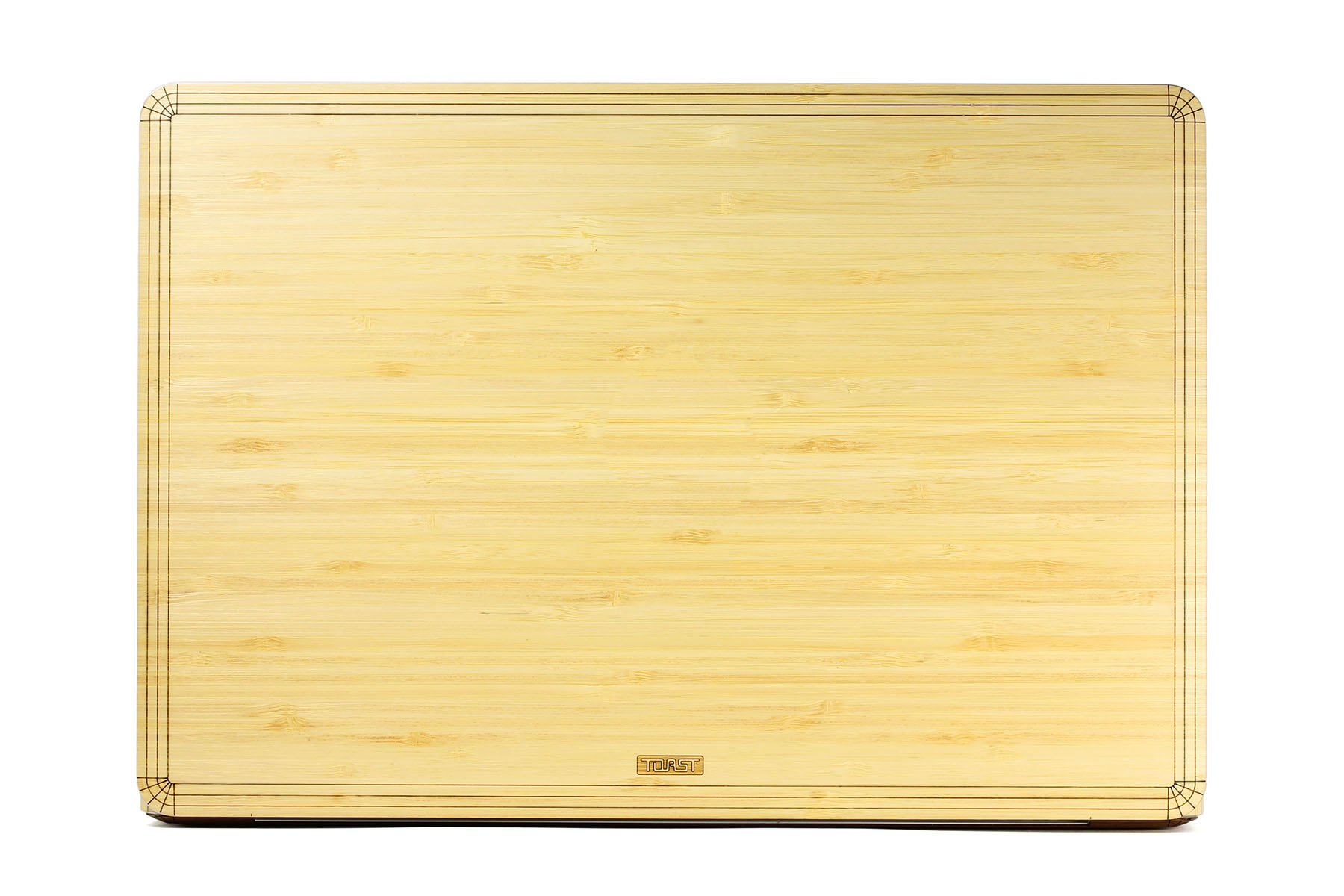 TOAST Bamboo Cover for MacBook Pro 13-Inch Non-Retina Version (MBPR-13N-PLA-03-COM)