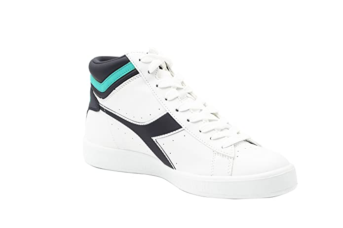 Diadora Game P High Bianco-Blu '16 160277-C3129 - 38, Bianco
