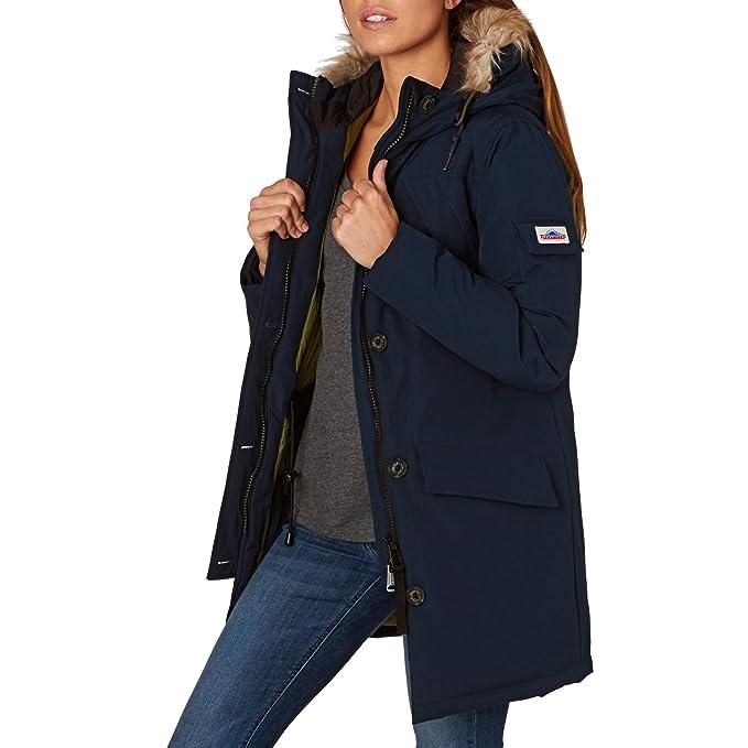 Penfield - Chaqueta - chaquetas - para mujer azul azul ...